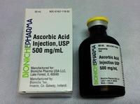 高濃度ビタミンC点滴療法の診療概要